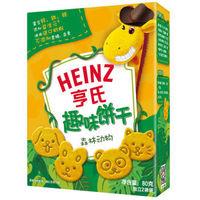 PLUS会员:Heinz 亨氏 森林动物趣味饼干 80g