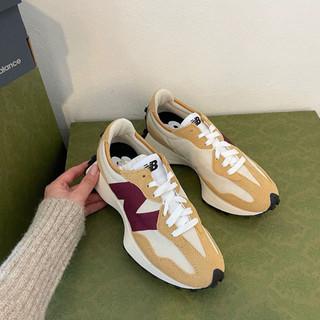 黑卡会员 : new balance NB327 MS327FA 男子休闲鞋