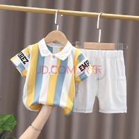 男童夏装儿童短袖套装