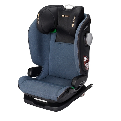 Osann 欧颂 儿童汽车安全座椅 3-12岁 皇室蓝
