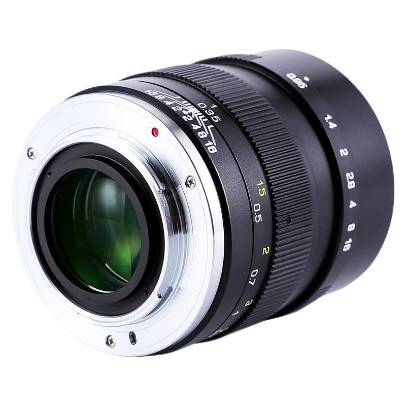 ZHONGYI OPTICAL 中一光学 35mm F0.95 标准定焦镜头