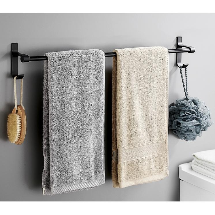 muvi 沐唯 DGH01 卫生间浴室毛巾架免打孔 单杆