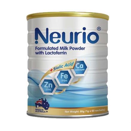 Neurio纽瑞优 乳铁蛋白粉 黄钻版 60g