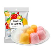 樱桃小丸子 含乳果冻布丁 250g*2袋