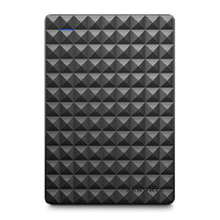 SEAGATE 希捷 Expansion系列 黑钻版 2.5英寸Micro-B移动机械硬盘 USB 3.0