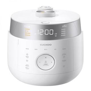 CUCKOO 福库 产地 韩国 进口福库(CUCKOO)4.8L IH双变压力电饭煲CRP-LHTR1011FW(白色)