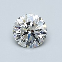 Blue Nile 0.80克拉圆形切割钻石