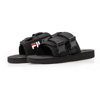 FILA 斐乐 FUSION系列 T12M024601FBK 男款拖鞋