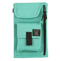M&G 晨光 HAPY0374D 绿色手账包本套装 A6 含登山扣+尼龙背带