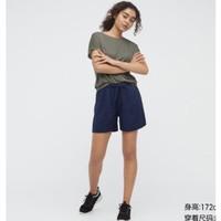 UNIQLO 优衣库 433007 女士短裤