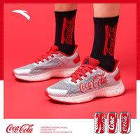 "ANTA 安踏 可口可乐联名""氢跑"" 男款跑鞋"
