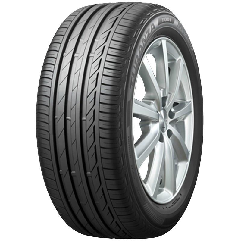 BRIDGESTONE 普利司通 TURANZA T001 泰然者 235/45R17 94Y 轮胎 静音舒适型