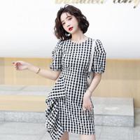 LA CRAWFISH BCQ027W 女士连衣裙