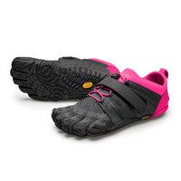vibram V-TRAIN2.0 女子室内五指鞋 黑粉色 36