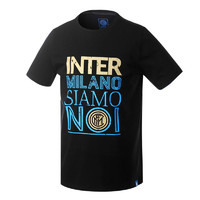 inter 国际米兰 俱乐部 运动圆领短款T恤