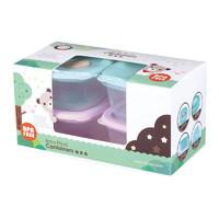 溜溜熊 CF0236 保鲜盒 4件套