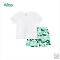 Disney 迪士尼 儿童短袖套装