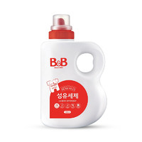88VIP:B&B 保宁 婴儿洗衣液补充装 2100ml