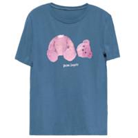 Princess Jam 果酱公主 女士圆领短袖T恤 8028120 蓝色 L