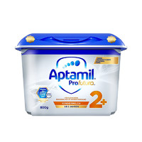 Aptamil 爱他美 白金版 婴幼儿配方牛奶粉 2+段 800g 3罐