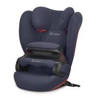 cybex 赛百适 Pallas b fix 9月-12岁汽车儿童安全座椅 海湾蓝