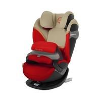 10点开始:cybex pallas S fix 9月-12岁 汽车用儿童安全座椅 秋叶金