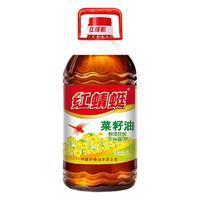 RED DRAGONFLY 红蜻蜓 四级压榨菜籽油 5L