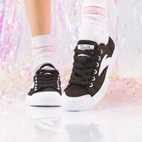 ANTA 安踏 92838090 女款运动帆布鞋