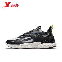 XTEP 特步 980219110770 男士跑步鞋