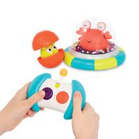 比乐B.Toys遥控电动玩具婴幼玩具男女孩碰撞趣味对战音效木星太空碰碰车
