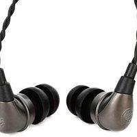 Future Sonics Spectrum 系列 G10 入耳式有线耳机 - 金属灰色