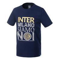 inter 国际米兰 男士运动短袖T恤