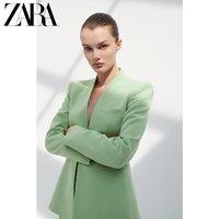 ZARA 02275701526 女士西装外套