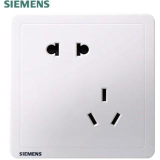 PLUS会员 : SIEMENS 西门子 5UB14183NC01 致典系列 10A斜五孔插座