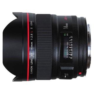 Canon 佳能 EF 14mm F2.8 II USM 广角定焦镜头 佳能EF卡口 67mm