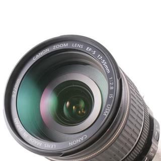 Canon 佳能 EF-S 17-55mm F2.8 IS USM 标准变焦镜头 佳能EF卡口 77mm