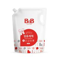 PLUS会员:B&B 保宁 婴儿洗衣液   2100m