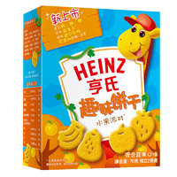Heinz 亨氏 儿童趣味饼干