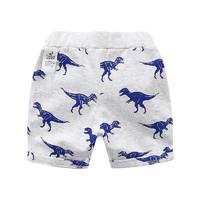 I.K 印象童年 男童恐龙图案短裤