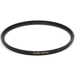 B+W uv镜 滤镜 82mm UV镜 XS-PRO 超薄多层纳米镀膜UV镜 保护镜