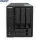 QNAP 威联通 通5盘位TS-551-2G内存标配双千兆SSD+HDD混合网络存储NAS 1629元包邮