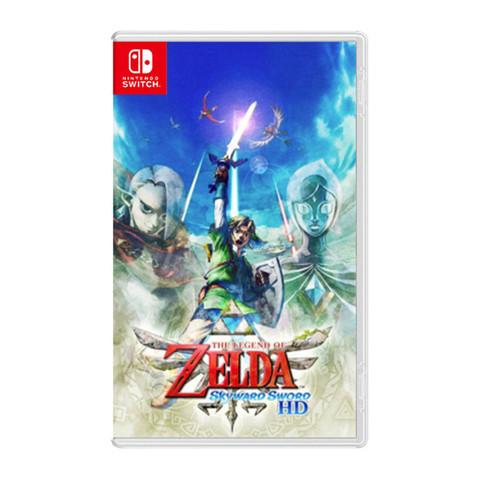 Nintendo 任天堂 switch塞尔达传说2天空之剑HD重制版 中文订购 港版 7.18发货