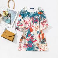 La Chapelle 拉夏贝尔 9T212QY205301  女士T恤