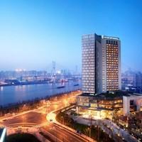 周末/节假日可用!上海世博洲际酒店 洲际高级房1晚(含早餐+双人晚餐+限量免费升房)