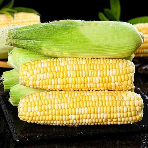PLUS会员:潼关软籽石榴  云南水果玉米新鲜现摘   2斤装