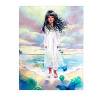 艺术品:ARTMORN 墨斗鱼艺术 丸山纯奈《心海》艺术版画 90×110cm 限量AP/11版 大师级亲笔签名发售收藏