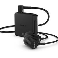 SONY 索尼 SBH24 B 入耳式无线蓝牙耳机
