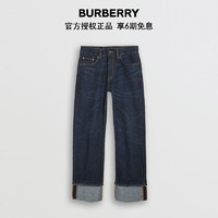 BURBERRY 博柏利 80013801 34 男士牛仔裤