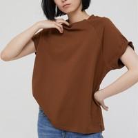 Gap 盖璞 000698548 女装圆领短袖T恤