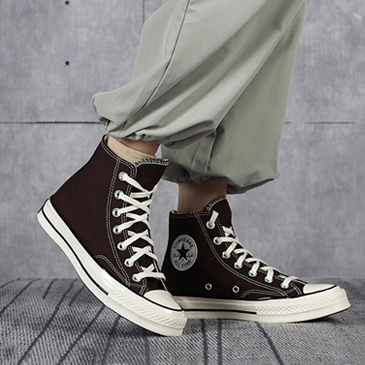 CONVERSE 匡威 170551C  Chuck70  男女款高帮帆布鞋